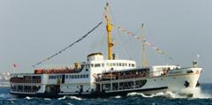 Fähre Bosporus