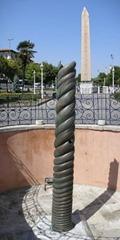 Schlangensäule Hippodrom