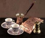 Türkisches Kaffee-Set